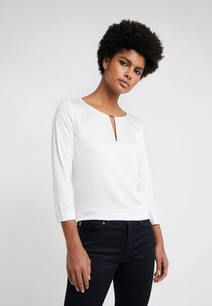 DIFENNA - Blouse - natural