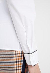 HUGO - ETRINA - Camicia - open white - 3