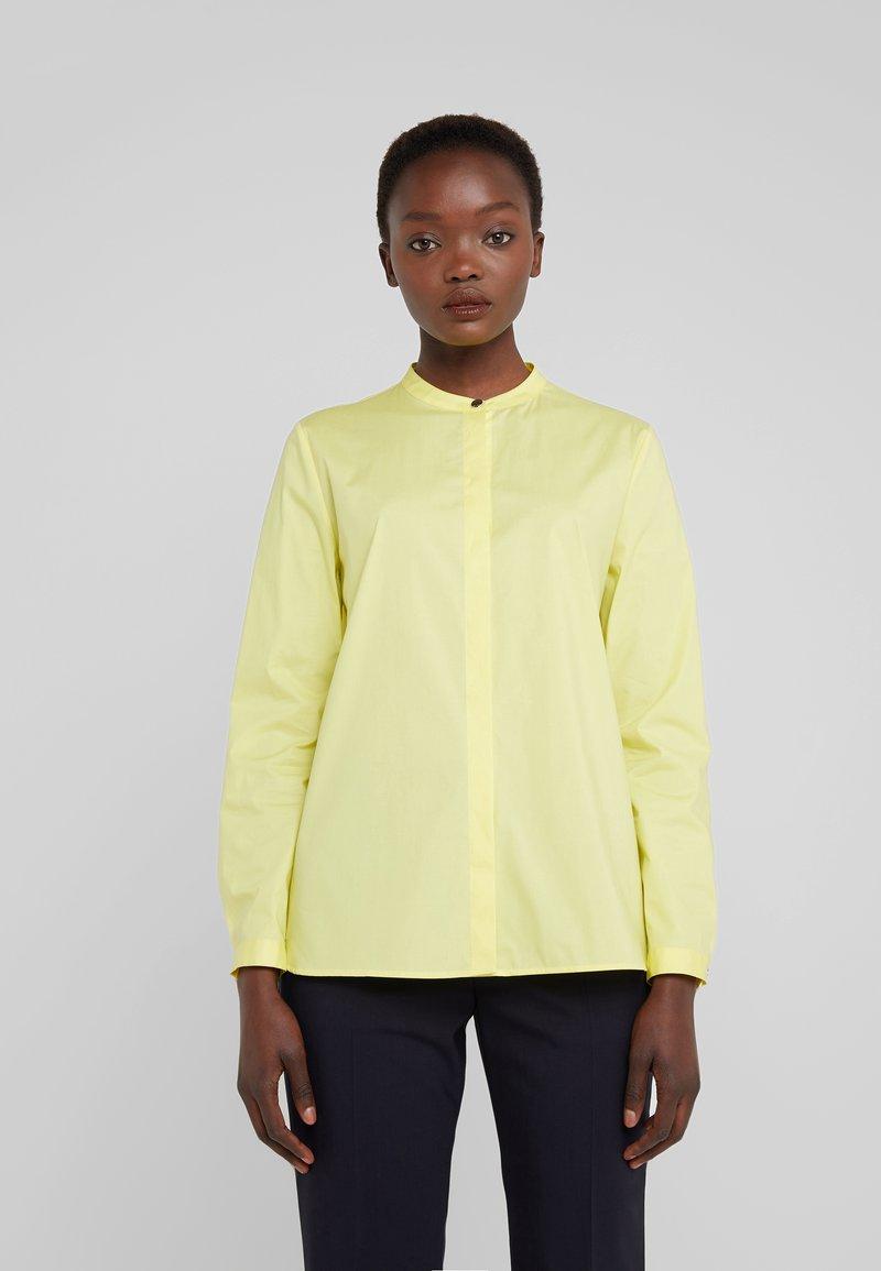 HUGO - EFANIA - Camicia - light pastel yellow