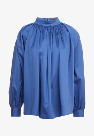 CAZARA - Camicetta - open blue