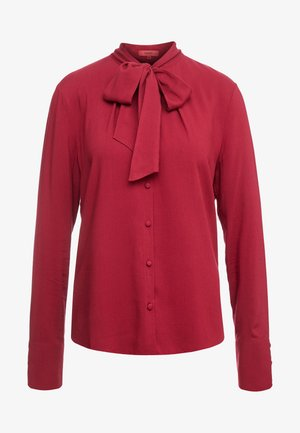 ENRIELA - Blouse - open red