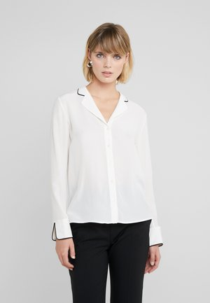 EMOLA - Button-down blouse - natural