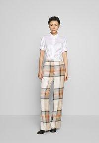 HUGO - ESHILA - Button-down blouse - white - 1