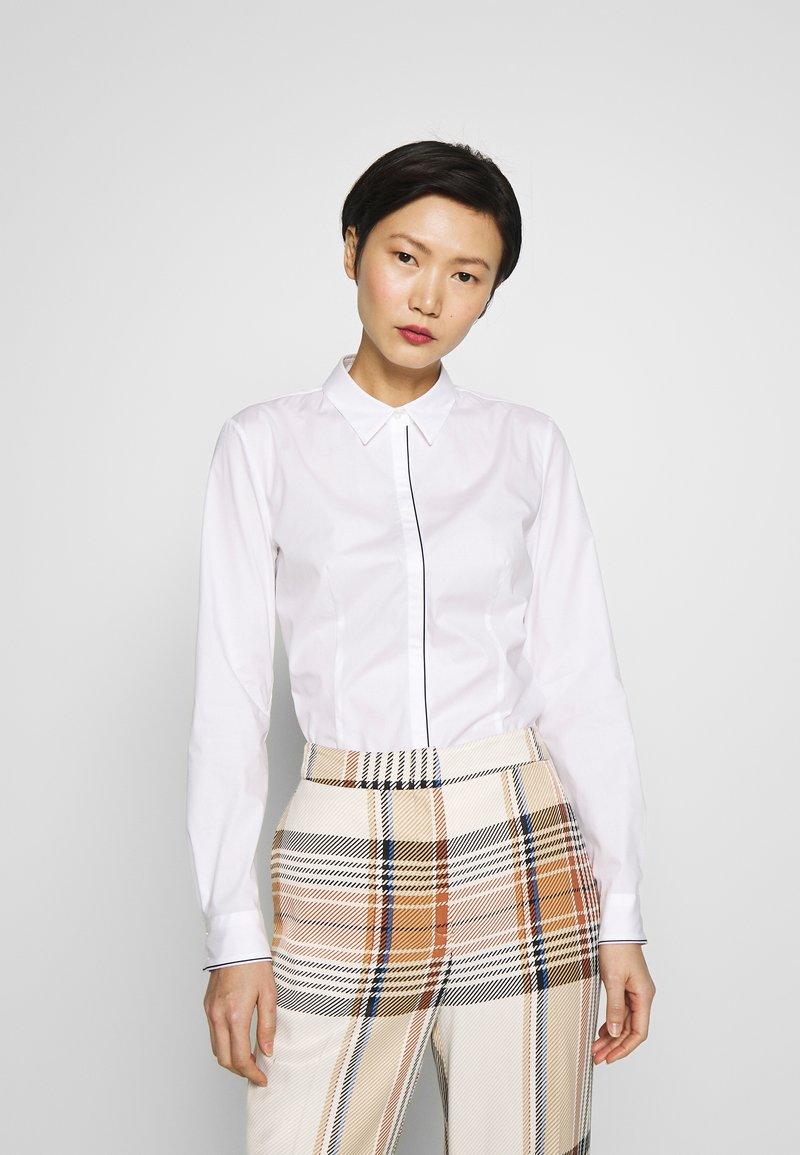 HUGO - ETRINA - Košile - white