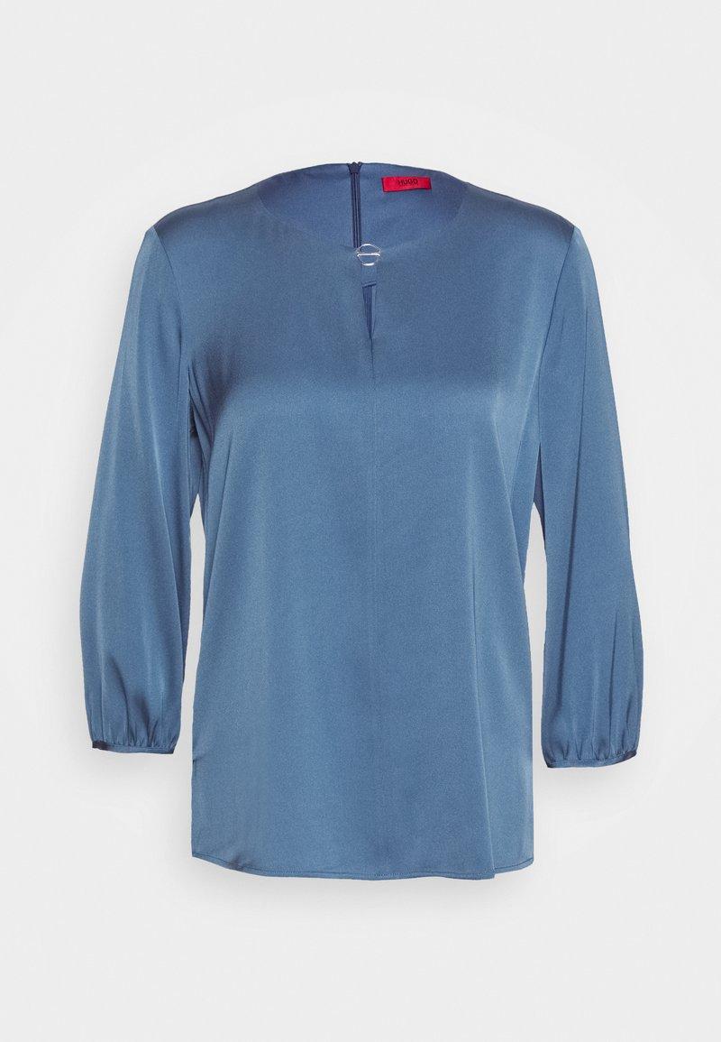 HUGO - CAELA - Camicetta - dark blue