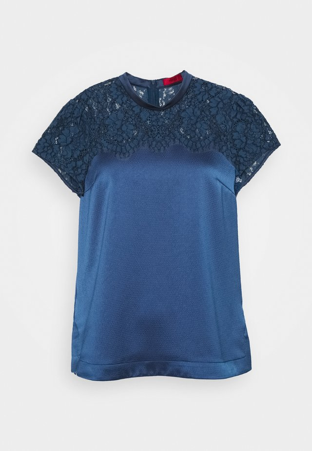 CASIRA - Blouse - dark blue