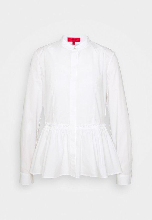 EBRINA - Button-down blouse - white