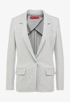 AJANATI - Blazer - medium grey