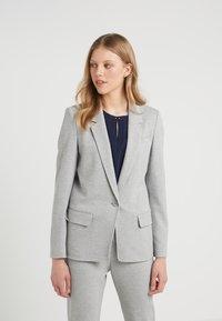 HUGO - AJANATI - Blazer - medium grey - 0