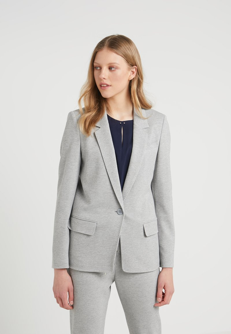 HUGO - AJANATI - Blazer - medium grey