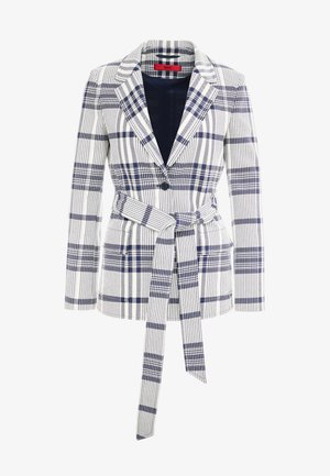 ACARI - Blazer - dark blue/white
