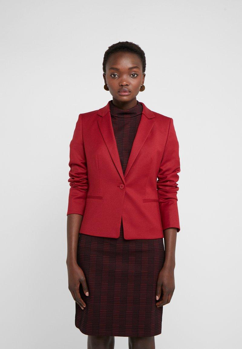 HUGO - ASIMA - Blazer - open red