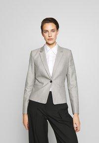 HUGO - ASIMA - Blazer - light grey - 0
