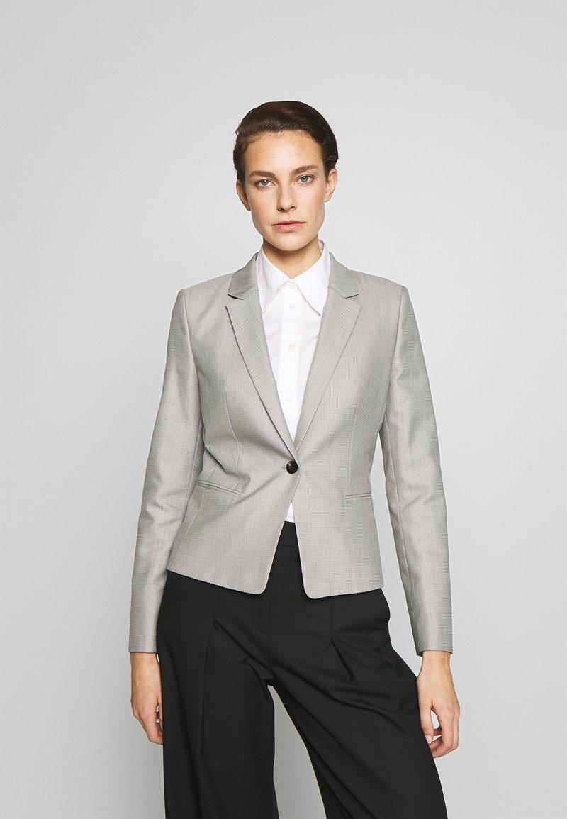 HUGO - ASIMA - Blazer - light grey