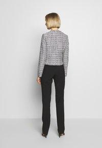 HUGO - AVIALA - Summer jacket - white/black - 2
