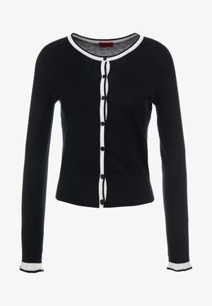 SONALIA - Cardigan - black