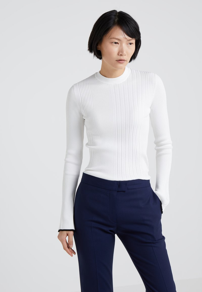 HUGO - SPATCHY - Pullover - natural