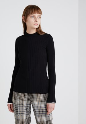 SPATCHY - Maglione - black