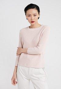 HUGO - SITINARA - Sweter - open pink - 0