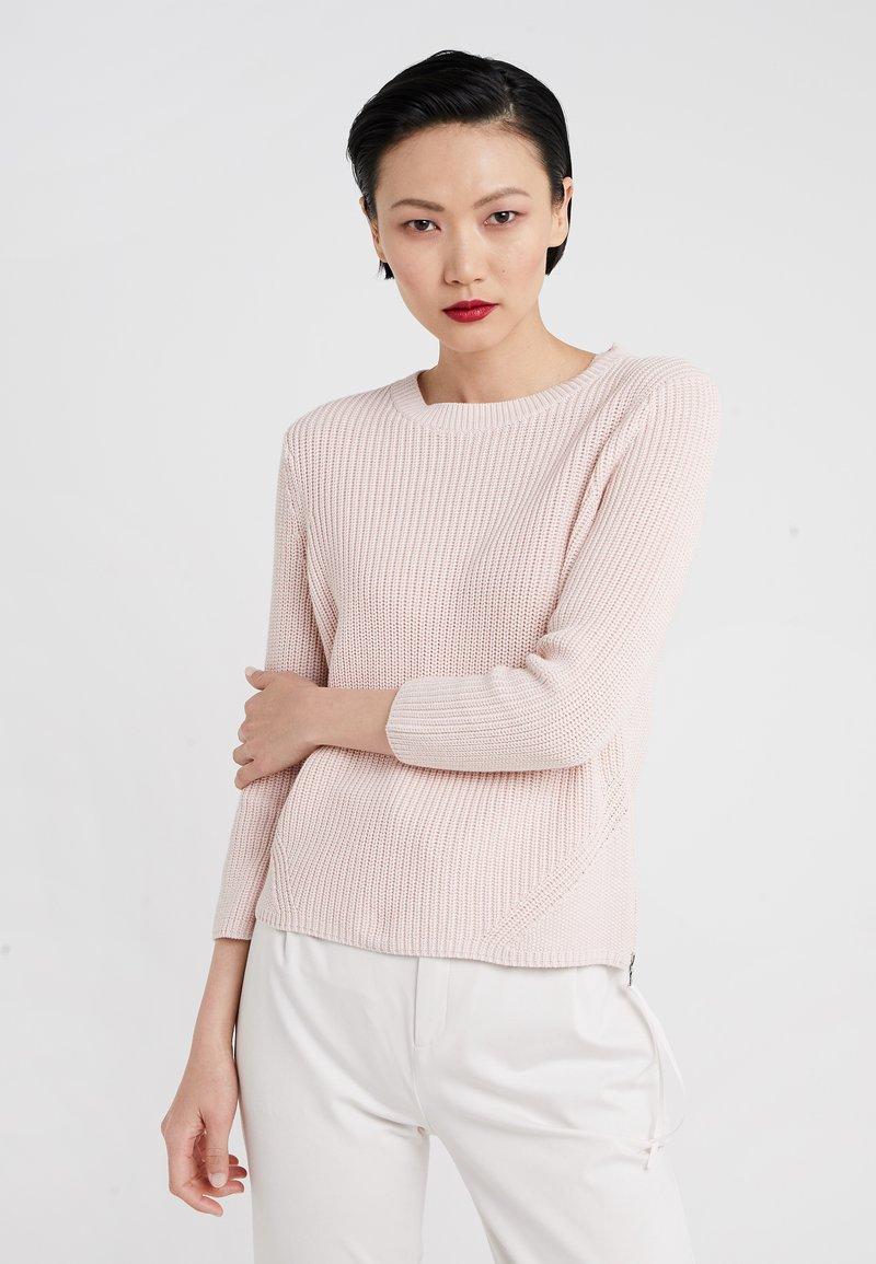HUGO - SITINARA - Sweter - open pink