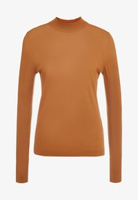 HUGO - SOTARY - Jumper - dark beige - 3