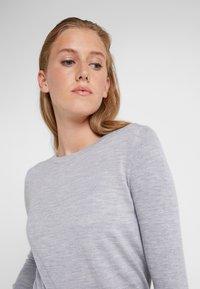HUGO - SEDENNA - Pullover - medium grey - 3