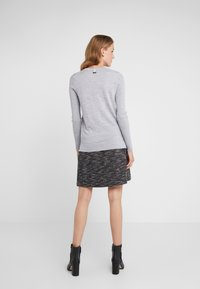 HUGO - SEDENNA - Pullover - medium grey - 2