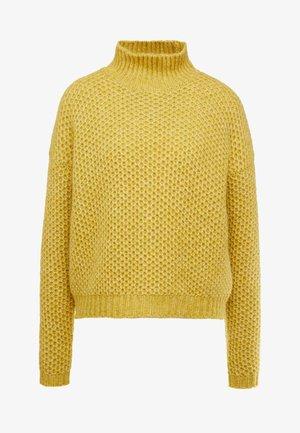 SUZANNY - Trui - bright yellow