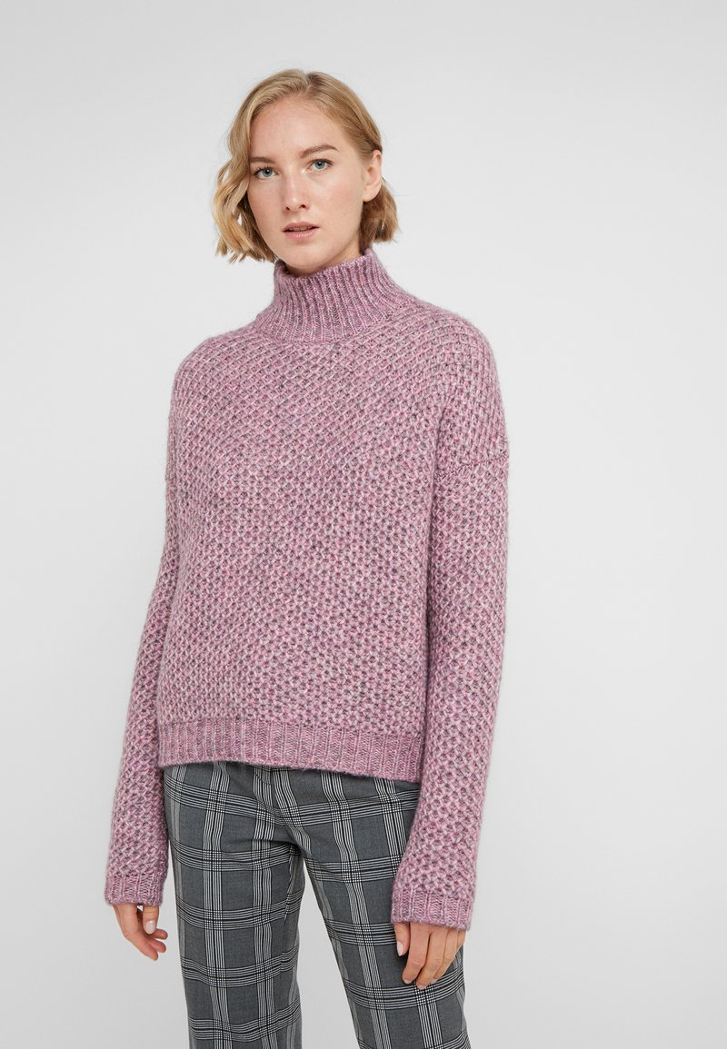 HUGO - SUZANNY - Strickpullover - open pink