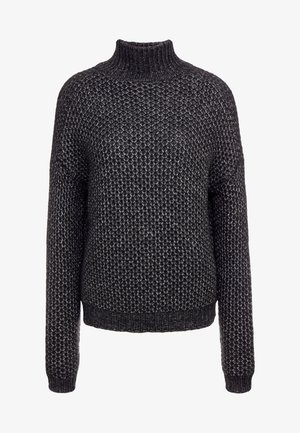 SUZANNY - Pullover - black melange