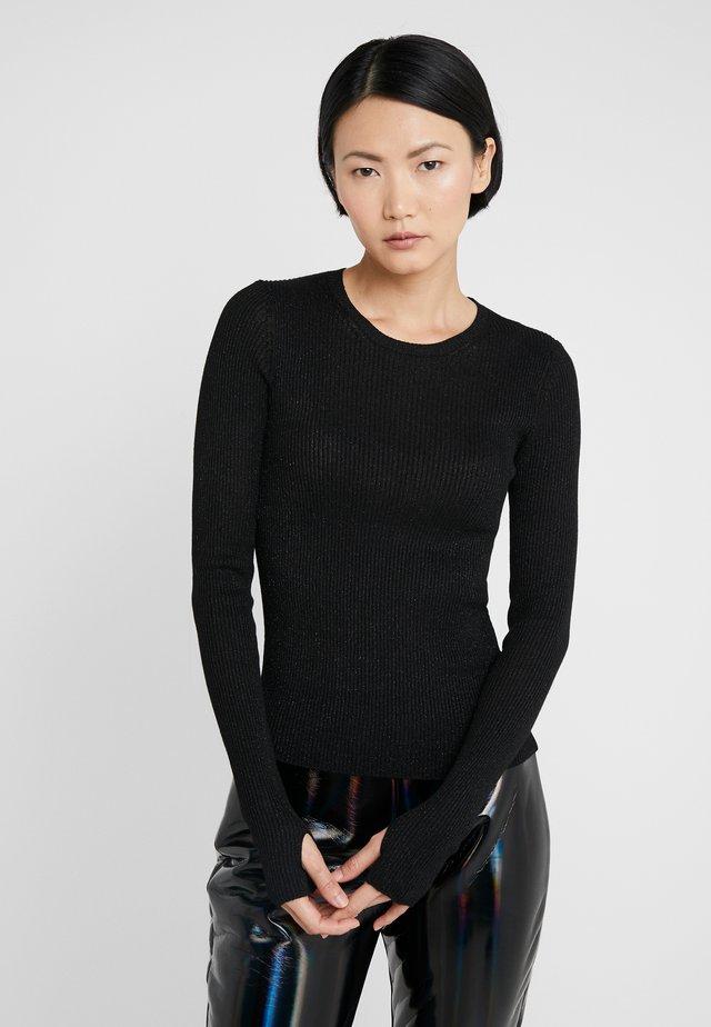 SHAKTI - Jersey de punto - black