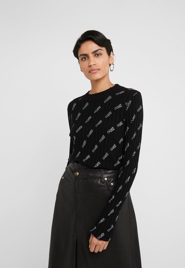 SILEASPRINT - Jersey de punto - black