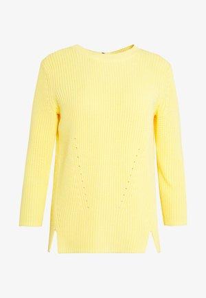 SERLINA - Trui - light/pastel yellow
