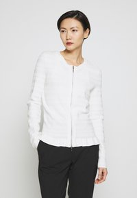 HUGO - SANERY - Cardigan - natural - 0