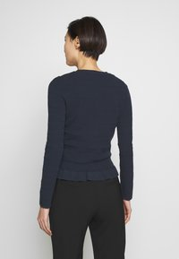 HUGO - SANERY - Cardigan - open blue - 2