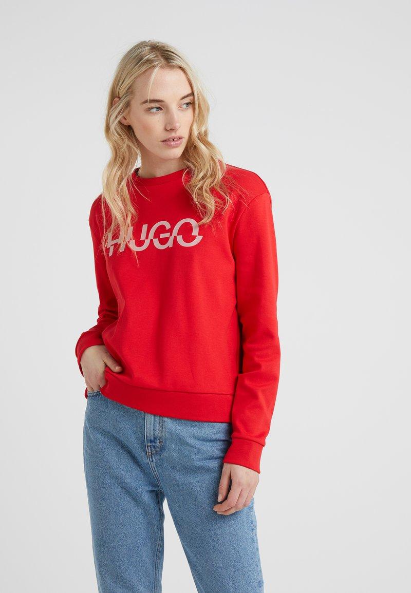 HUGO - NICCI - Sweatshirt - open pink