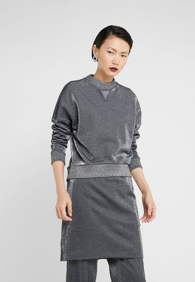 NALEINA - Sweatshirt - black
