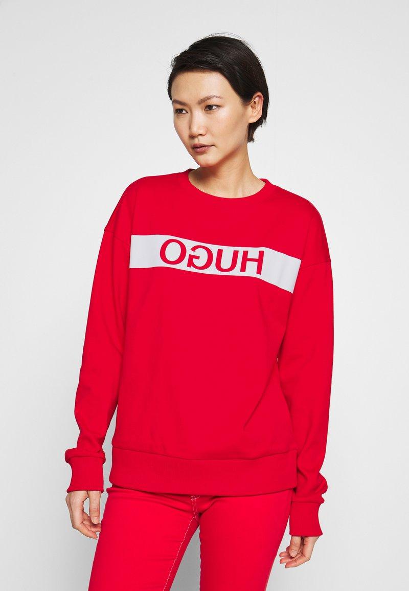 HUGO - NACITA - Sweatshirt - open pink