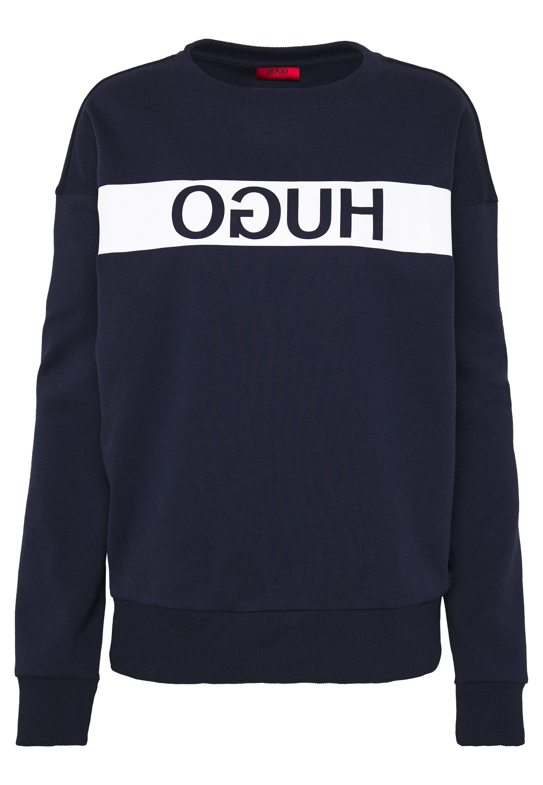 Hugo Nacita - Sweatshirt Open Blue