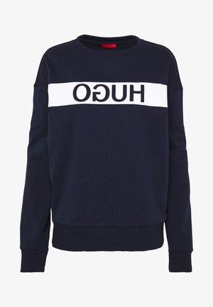 NACITA - Sweatshirt - open blue