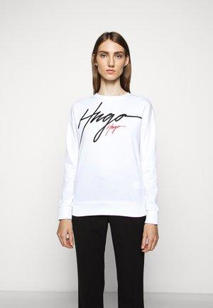 NACINIA - Sweatshirts - white