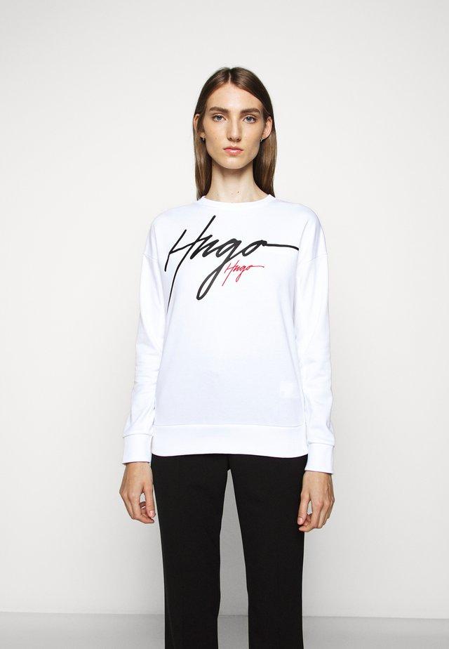 NACINIA - Sweatshirt - white