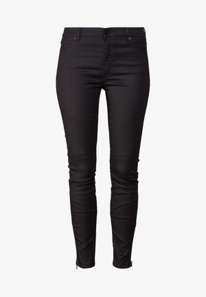 GEORGINA - Jeansy Slim Fit - black