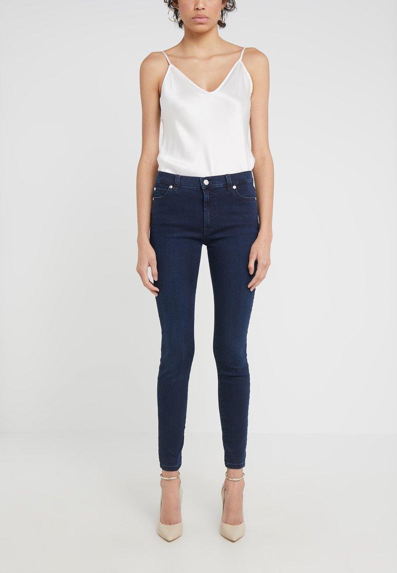 HUGO - GEORGINA - Jeans Skinny Fit - navy