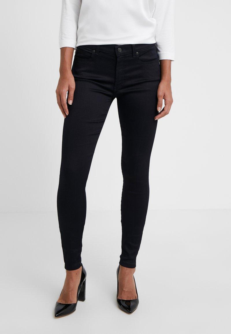 HUGO - CHARLIE - Jeans Skinny Fit - navy