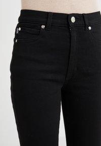 HUGO - LOU - Jeans Skinny - black - 3