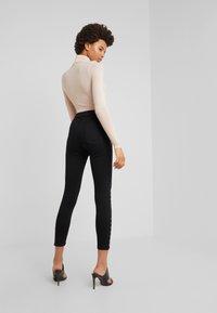 HUGO - LOU - Jeans Skinny - black - 2