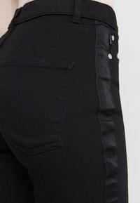 HUGO - LOU - Jeans Skinny - black - 6