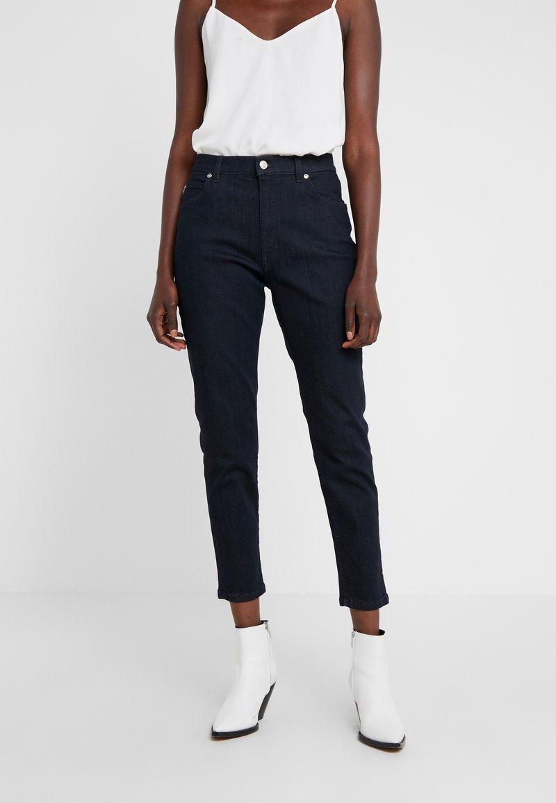 HUGO - STELLA - Jeans Slim Fit - navy