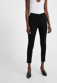 HUGO - LOU - Jeans Skinny Fit - black - 0